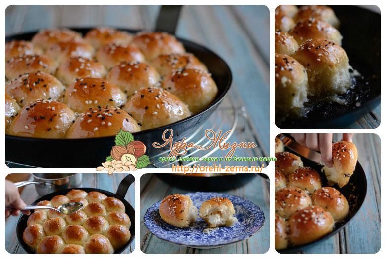 арабские булочки