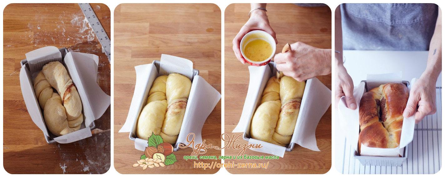 как приготовить сдобный хлеб булку