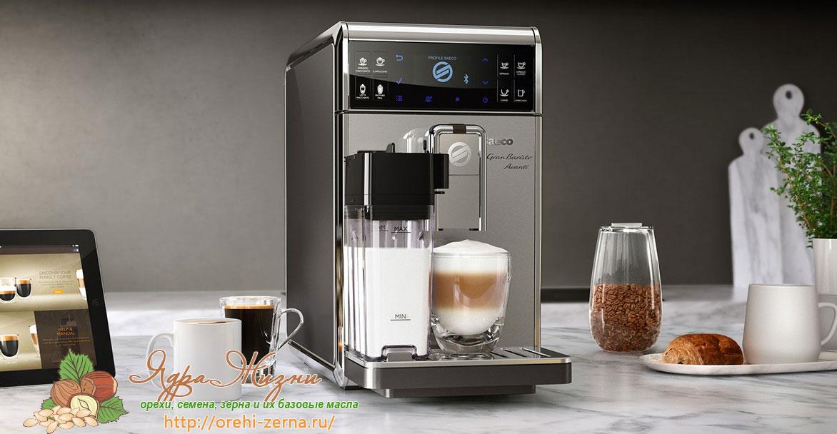 Как выбрать кофемашину для дома, офиса или кофейни