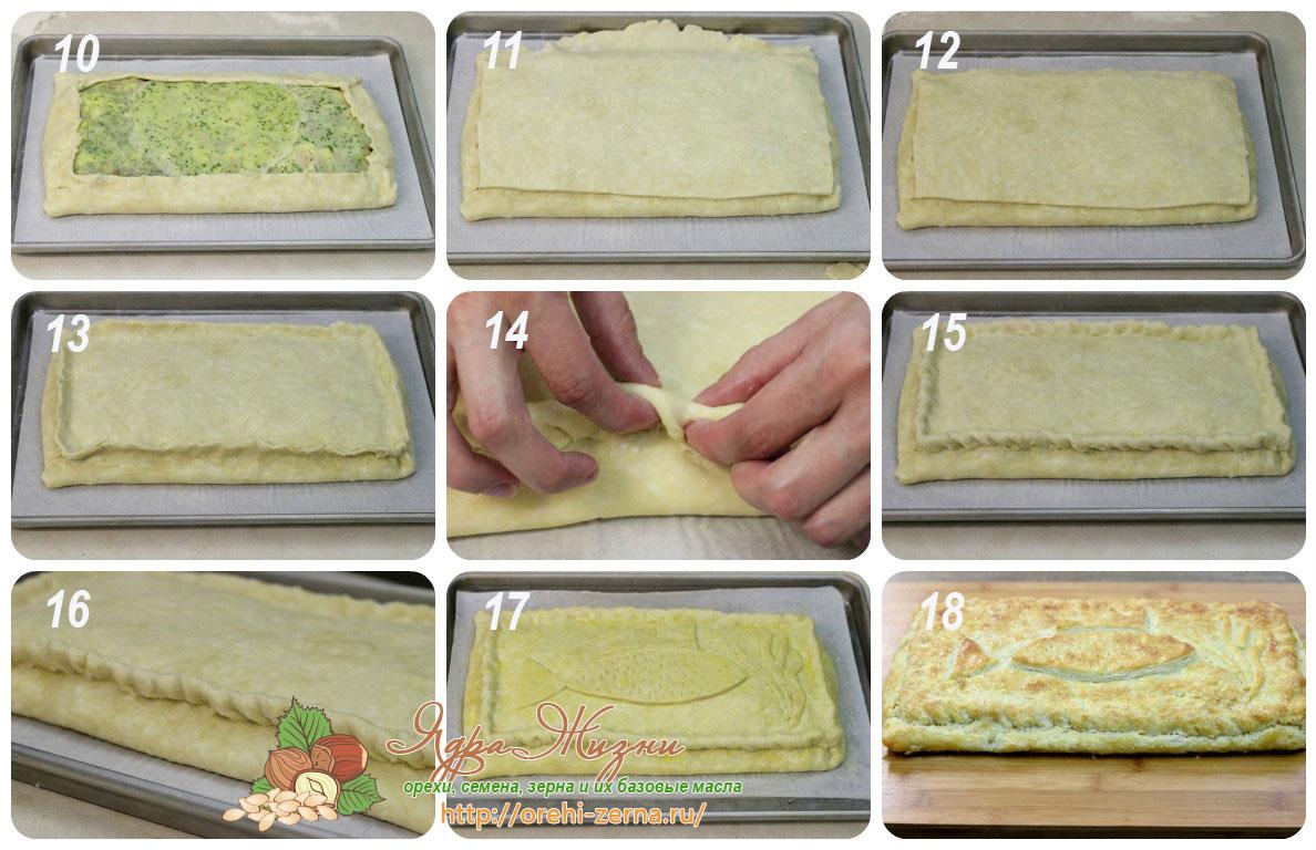 Как приготовить кулебяку
