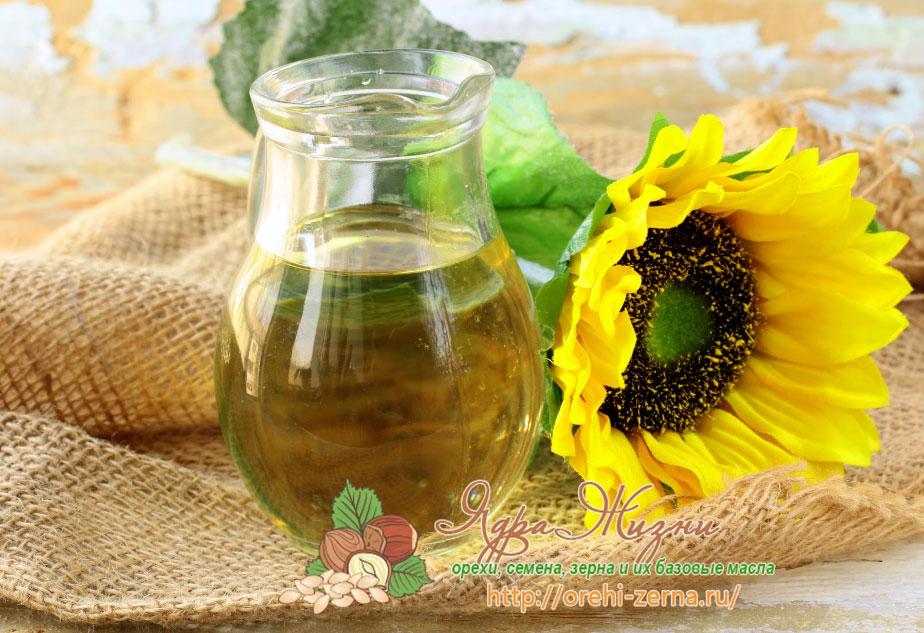 Как получают подсолнечное масло и очистка