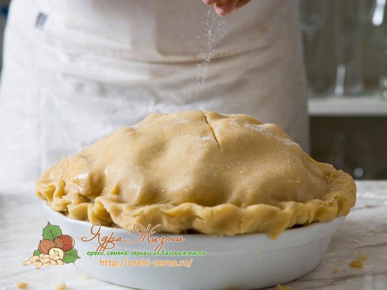 Яблочный пай рецепт