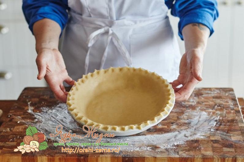 Американский пирог пекан