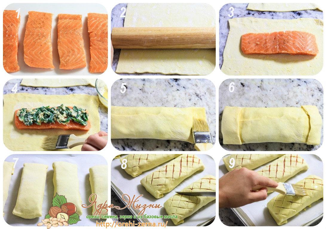 как приготовить мини- пироги с начинкой