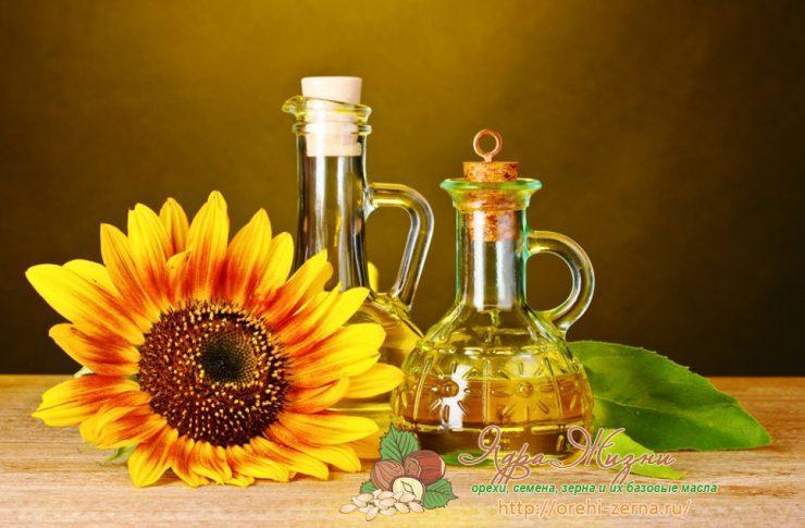 Растительное масло для лечения рака