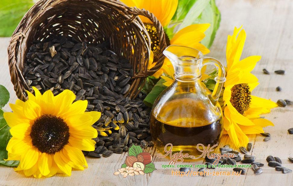 лечение подсолнечным маслом