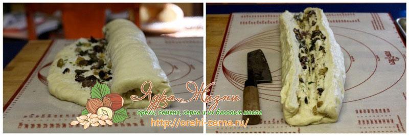 Как испечь домашний хлеб с сыром