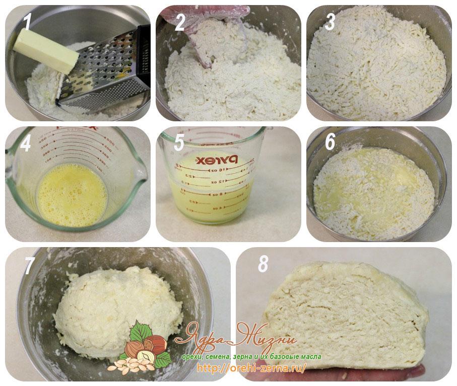 как приготовить тесто для кулебяки