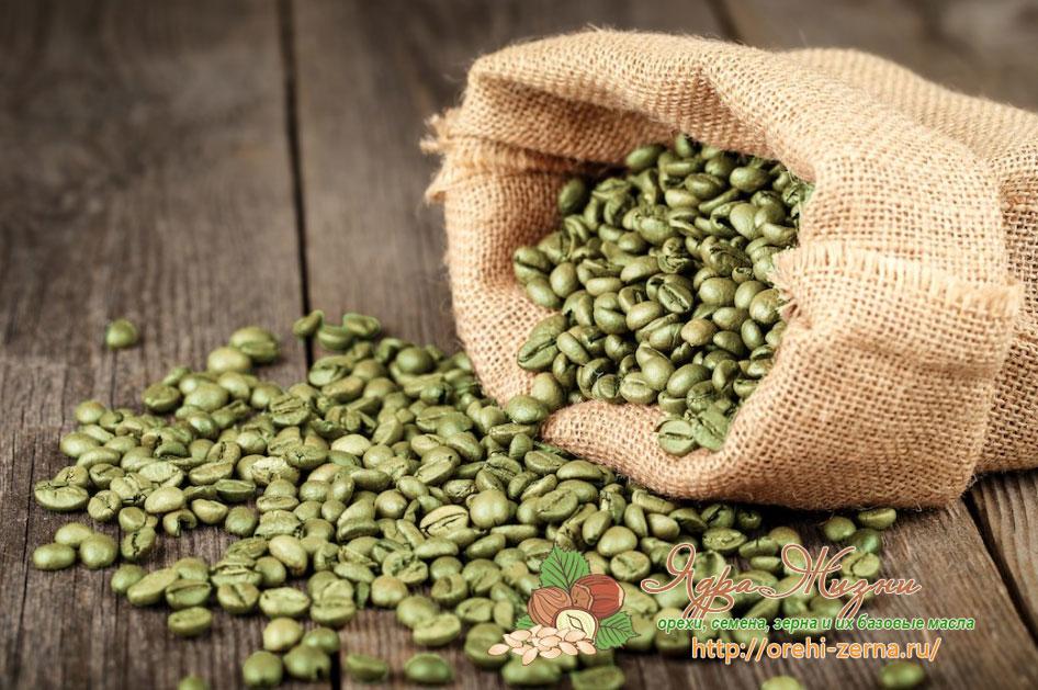 Зеленый кофе польза и вред для организма