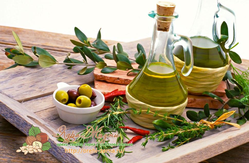 Оливковое масло применение в кулинарии