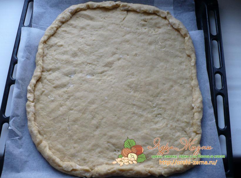 песочное печенье с вареньем рецепт
