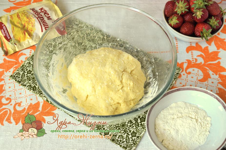 творожные пирожки лодочки рецепт
