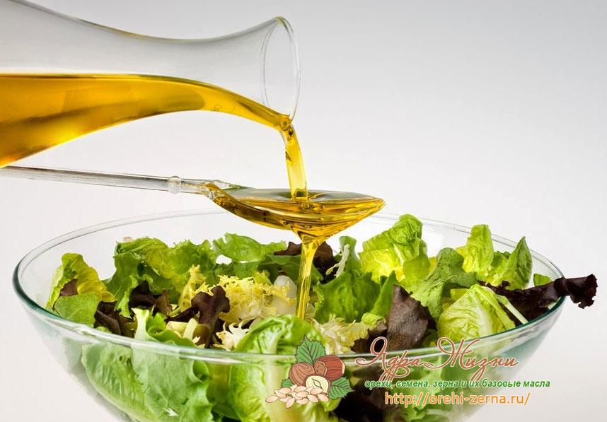 Оливковое масло при похудении