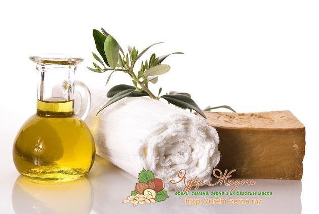 Маски с оливковым маслом