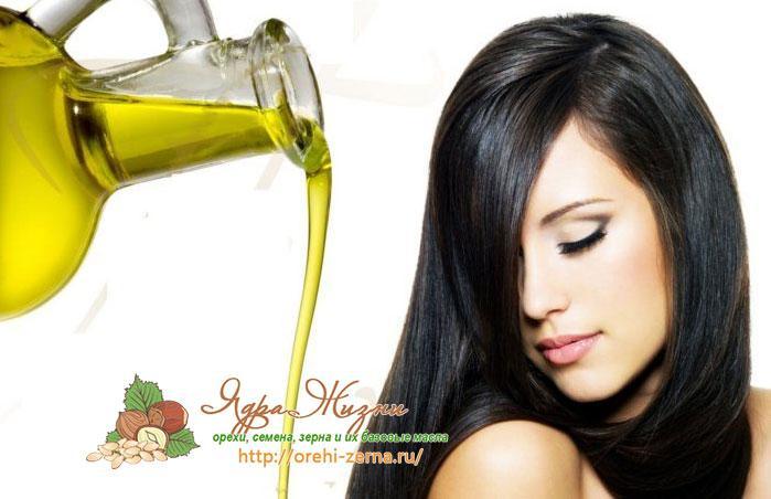 Оливковое масло в уходе за волосами