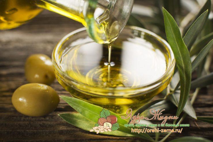 оливковое масло для лица и кожи тела