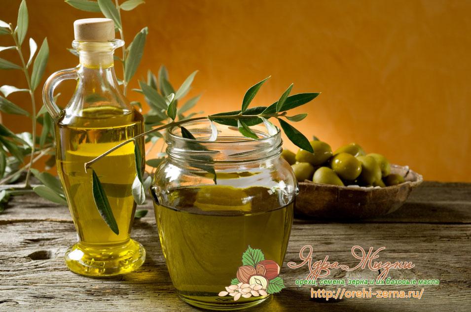Оливковое масло в лечении