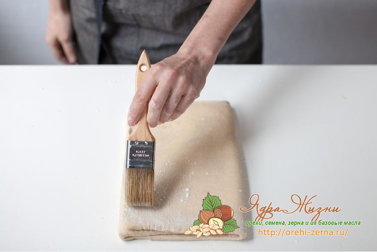 слоеное тесто рецепт в домашних условиях