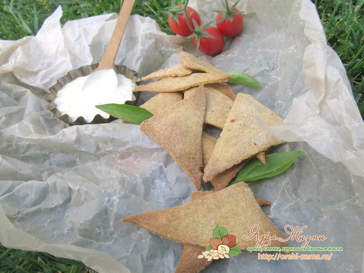 кукурузные крекеры рецепт в домашних условиях