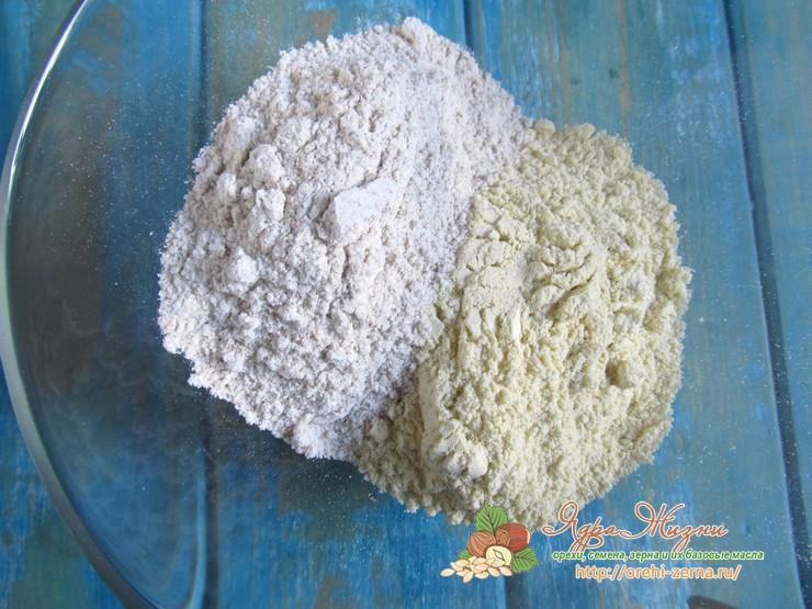 кукурузные крекеры рецепт