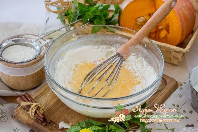 оладьи из тыквы на сметане рецепт приготовления с фото