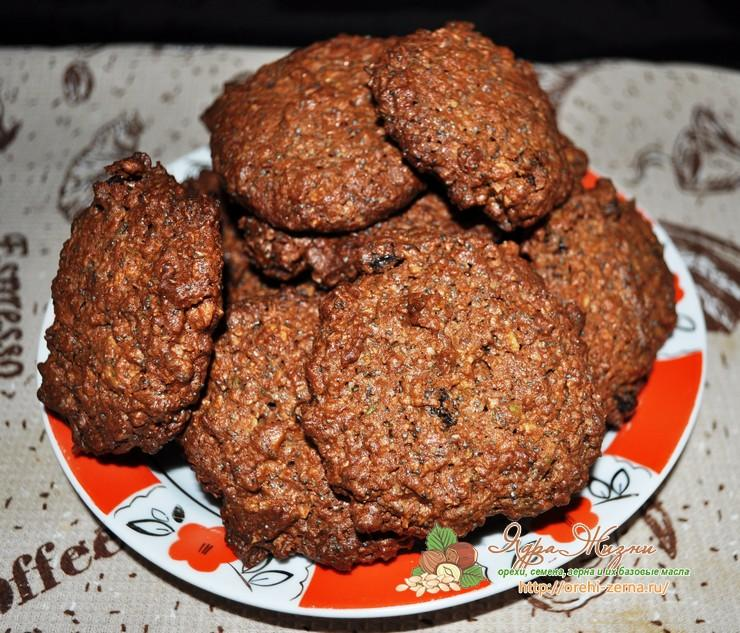 Рецепт овсяных печений в домашних условиях пошагово 787