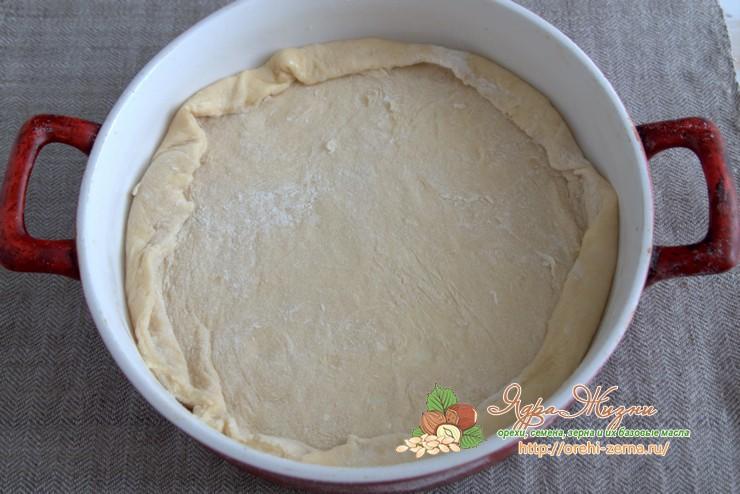пирог с зубаткой рецепт в домашних условиях