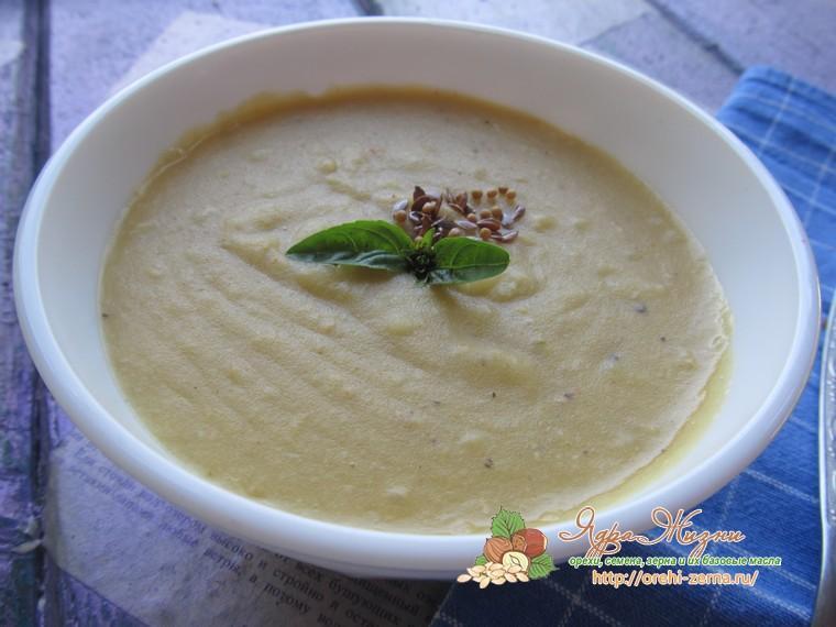 суп с чечевицей и цветной капустой рецепт с фото