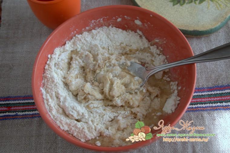 заварное тесто для пирогов рецепт с фото