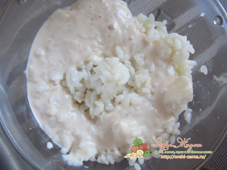 оладьи из рисовой каши рецепт