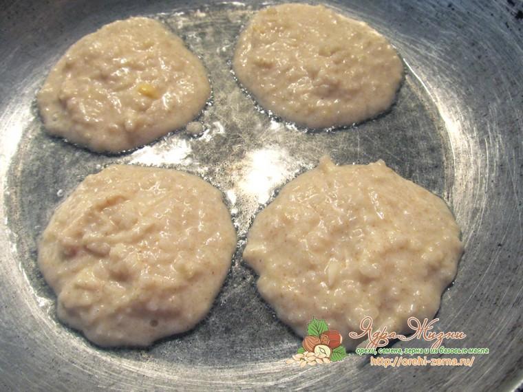оладьи из рисовой каши в домашних условиях