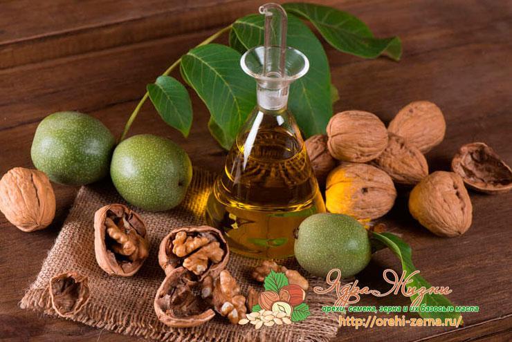 Рецепты для лечения с орехами, семенами и зернами