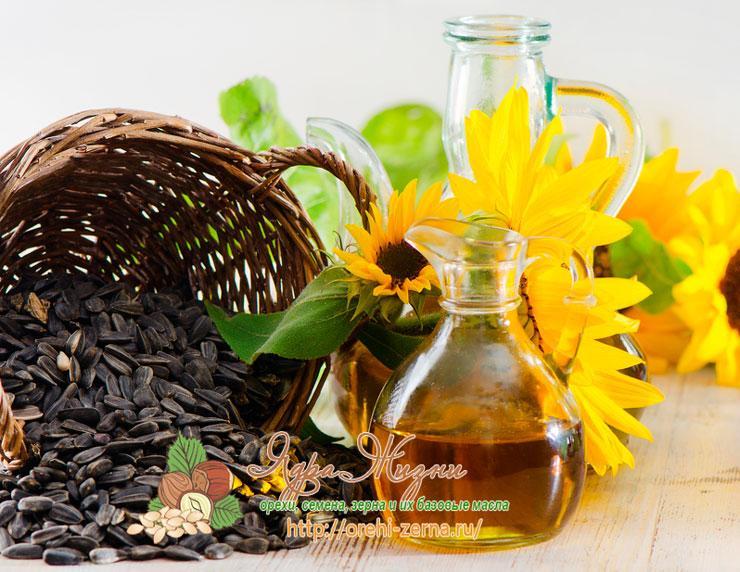 Подсолнечное масло: польза и вред для похудения