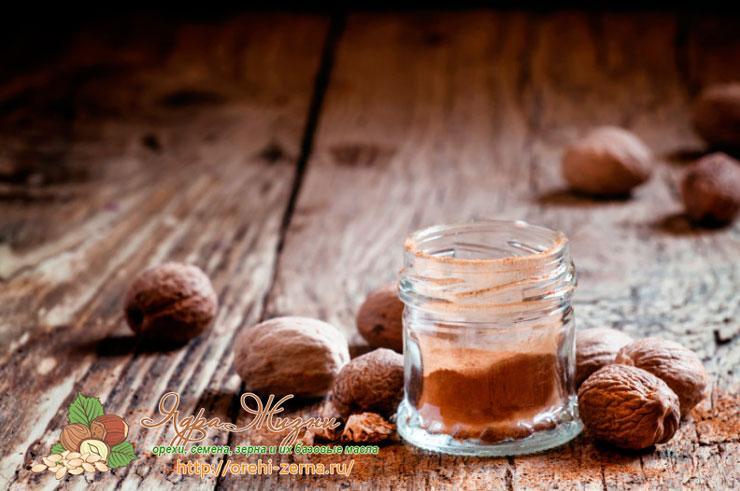 Мускатный орех: где купить и хранение