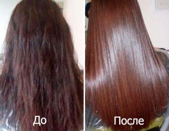 Подсолнечное масло для волос: отзывы До и После