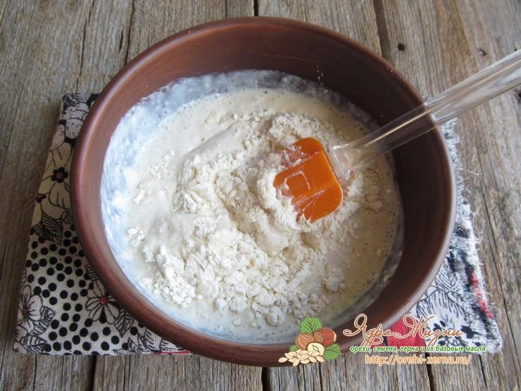 Постный пирог со смородиной пошаговый рецепт приготовления