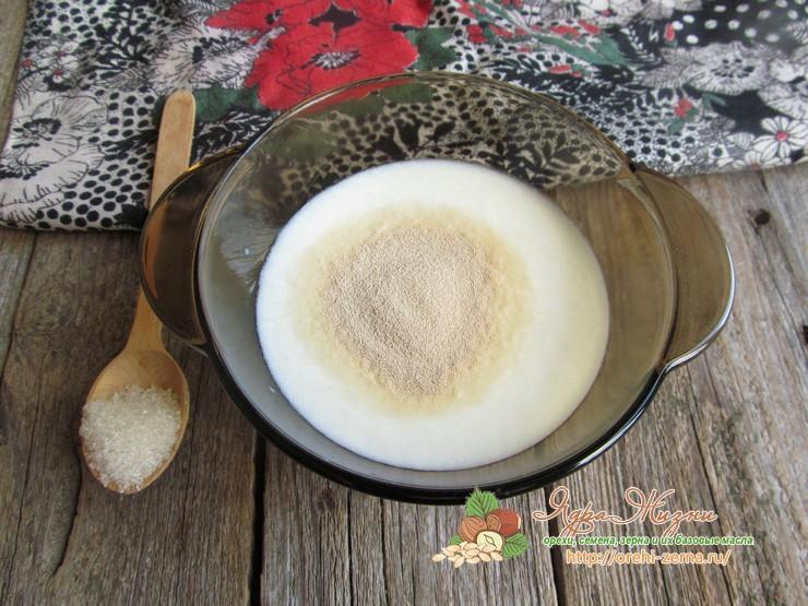 Постный пирог со смородиной: пошаговый рецепт в домашних условиях