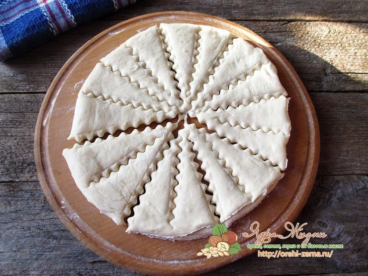 постный ягодный пирог пошаговый рецепт с фото