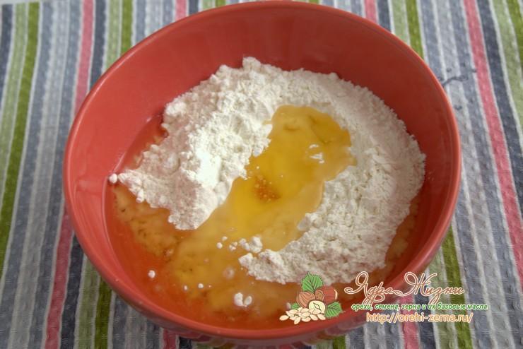 песочное тесто на растительном масле рецепт