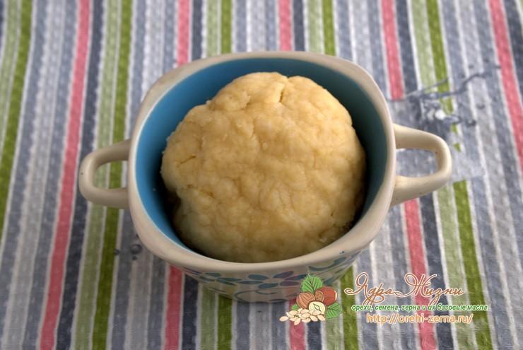 песочное тесто на растительном масле рецепт пошаговый рецепт