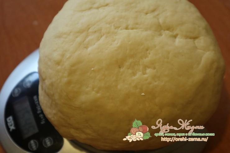 тесто для вареников и пельменей с фото пошагово