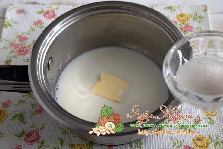 дрожжевое тесто на кипятке
