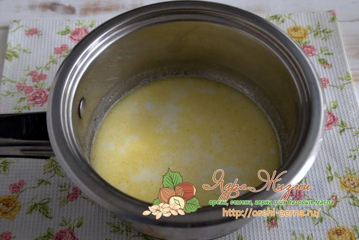 дрожжевое тесто на кипятке рецепт