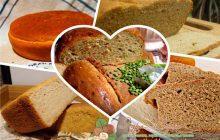Хлеб из гороховой муки: разные рецепты