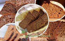 Как приготовить ржаной хлеб в домашних условиях