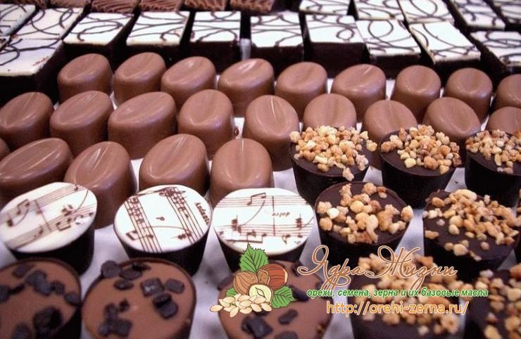 соевый лецитин в шоколаде вред и польза
