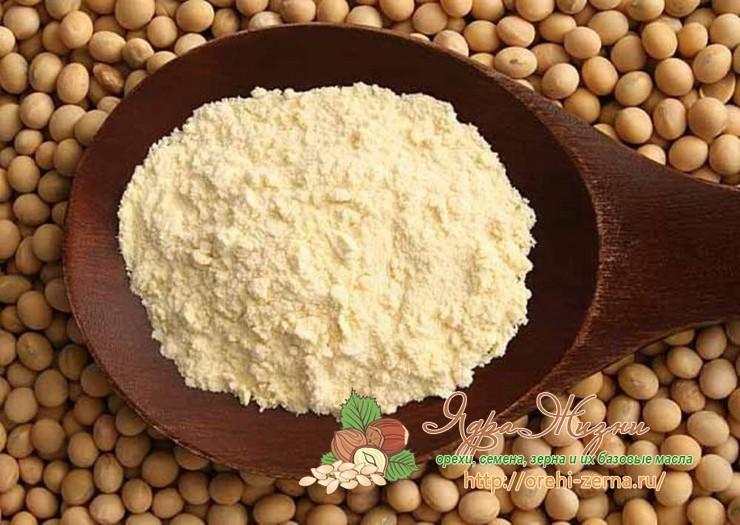 Соевый протеин при похудении согласен