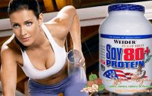 соевый протеин для женщин
