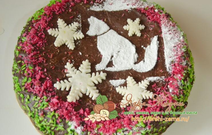 Торт с собакой рецепт в домашних условиях