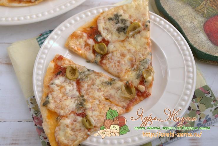 Начинка на пиццу в домашних условиях фото